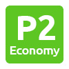 P2 Economy Brussels Airport