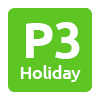 P3 Holiday Brussels Airport